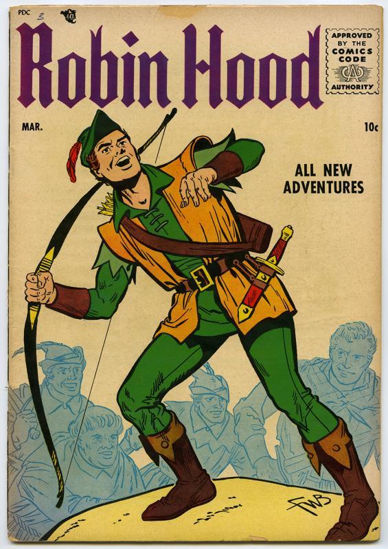 Robin Hood, no. 3