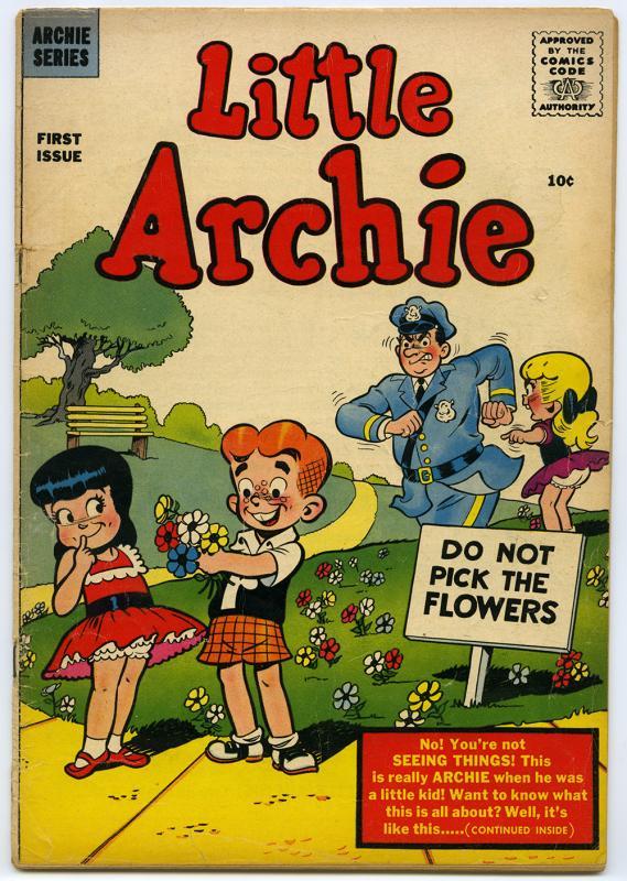 Little Archie, no. 1