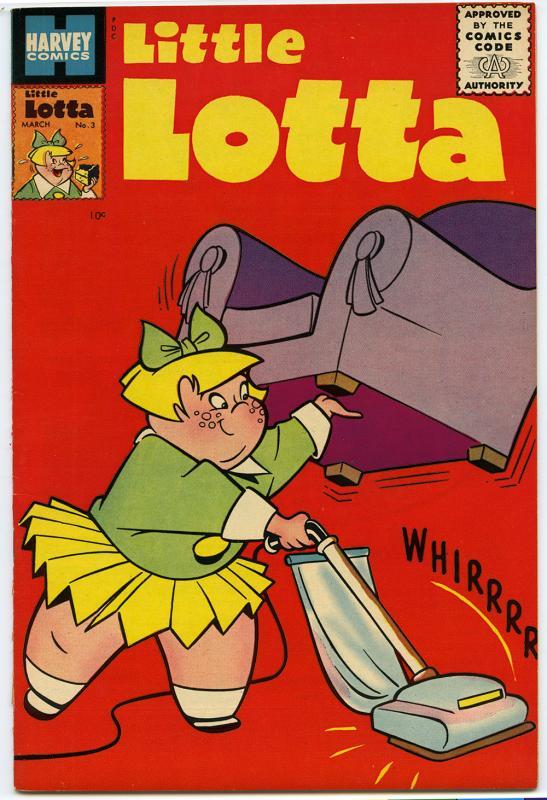 Little Lotta, no. 3
