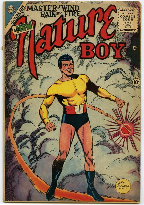 Nature Boy, no. 3