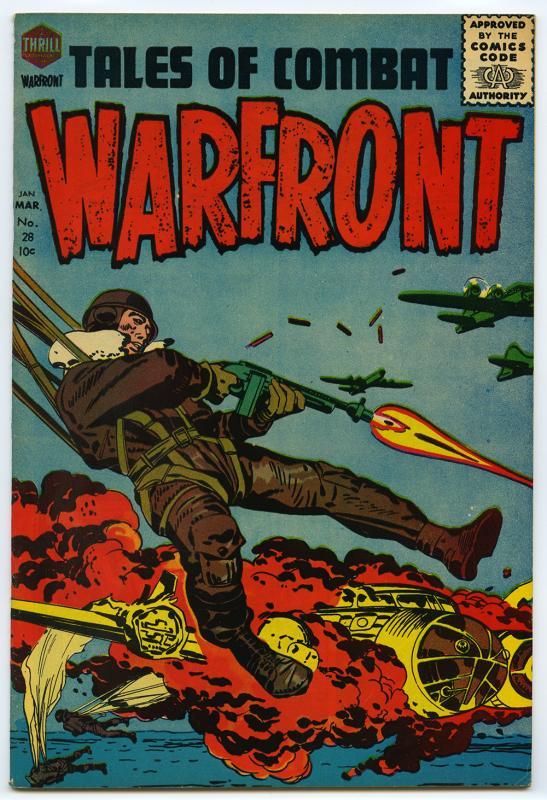 Warfront, no. 28