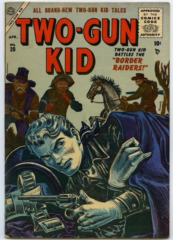 Two-Gun Kid, no. 30