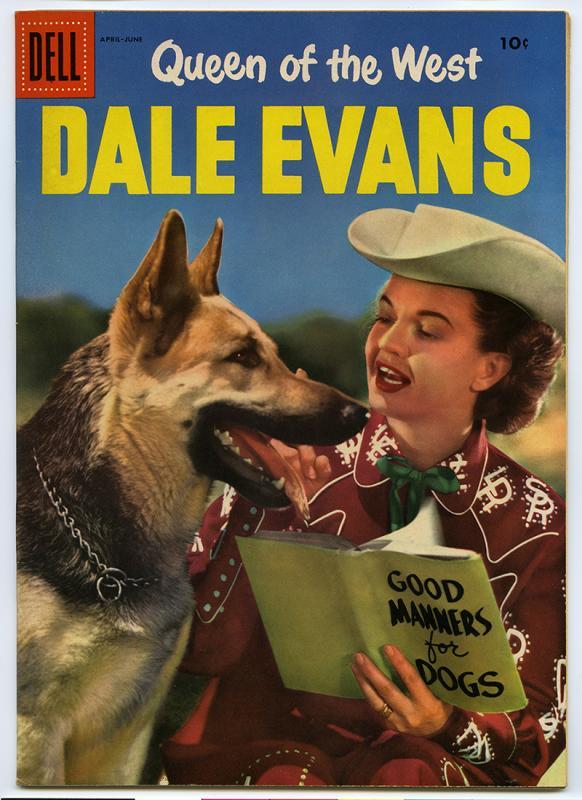 Queen of the West Dale Evans, no. 11