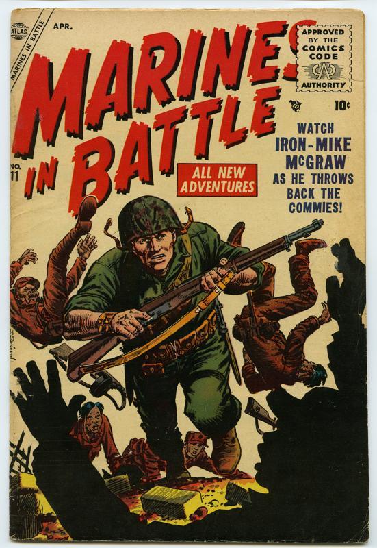 Marines in Battle, no. 11