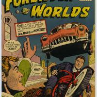 Forbidden Worlds, no. 42