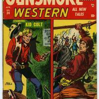 Gunsmoke Western, no. 34