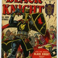 Black Knight, no. 5
